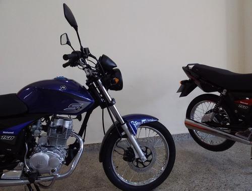 motomel cg 150 nueva s2 con disco 0km en ruggeri motos