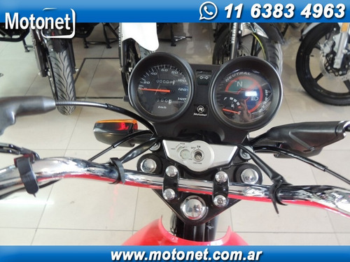 motomel cg 150 s2 0km 2018 v6 financiacion personal con dni