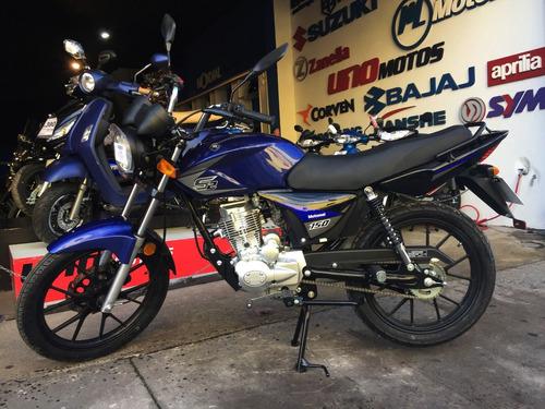 motomel cg 150 s2 full 0km street