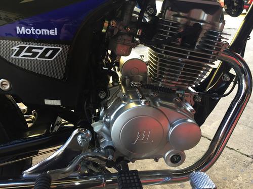 motomel cg 150 s2 full 0km unomotos 150cc delivery
