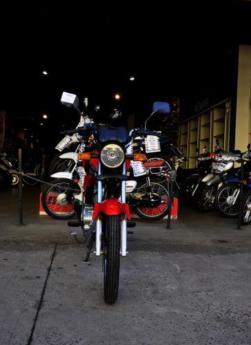 motomel cg 150 s2 rayo/disco promo año 2016 150cc