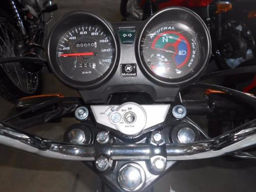 motomel cg 150cc s2  base 0km - tamburrino motos