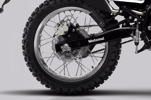 motomel cross trial skua pro full 0km 2017 megamoto