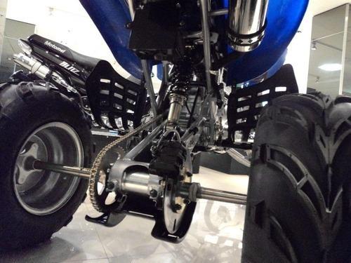 motomel cuatriciclo pitbull 200  motozuni m. grande