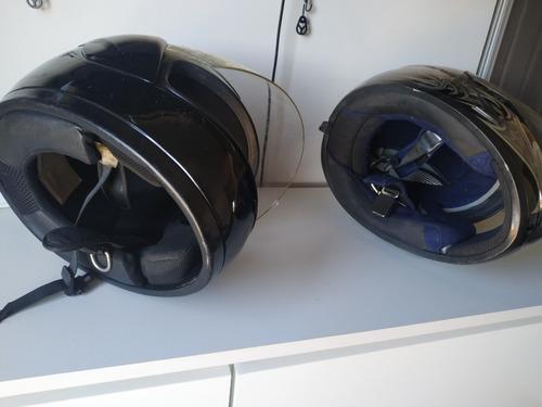 motomel custom 150 + 2 cascos