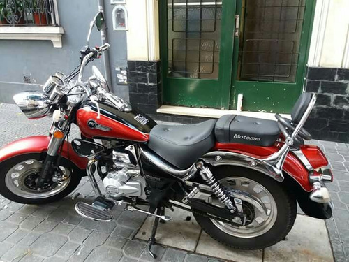 motomel custom 200 2013
