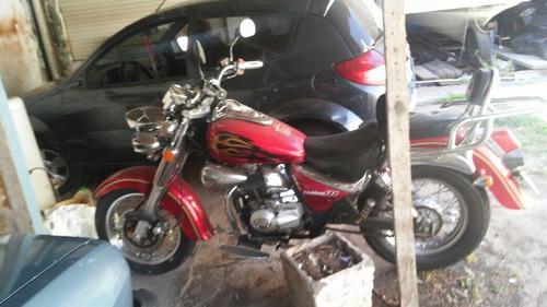 motomel custom 200