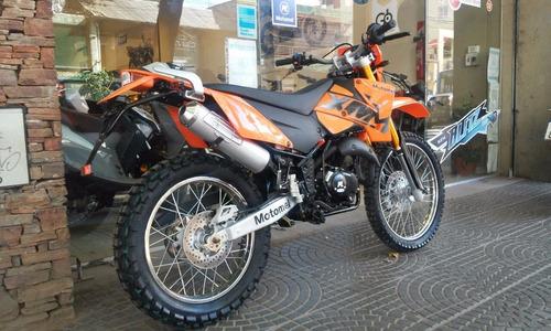 motomel deportiva cross xmm 250 naranja disponibilidad