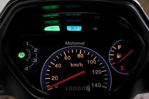 motomel dlx 110 0km