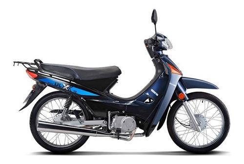 motomel dlx 110 0km ahora 18 + casco - la plata - motos 32