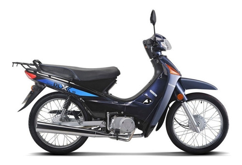motomel dlx 110 deluxe arizona motos (ahora 12 y 18)