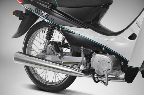 motomel dlx 110cc   burzaco