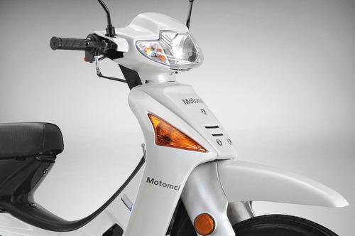 motomel dlx 110cc - motozuni  f. varela