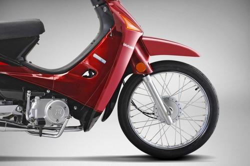 motomel dlx 110cc - motozuni luján
