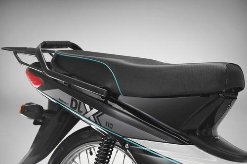 motomel dlx 110cc - motozuni  merlo