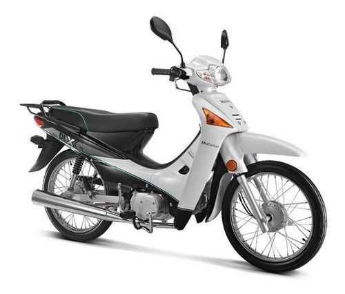 motomel dlx 110cc - motozuni  moreno