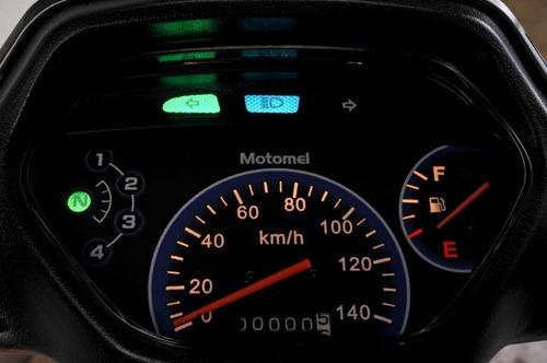 motomel dlx 110cc - motozuni  palermo