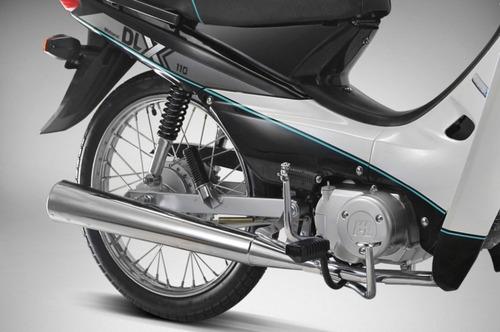 motomel, dlx 110cc, motozuni quilmes
