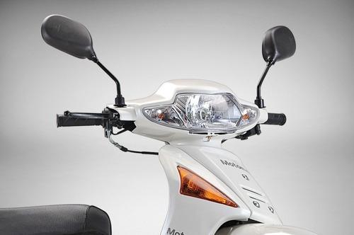 motomel dlx 110cc - motozuni  tigre