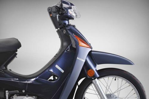 motomel dlx 110cc - motozuni  v. del pino