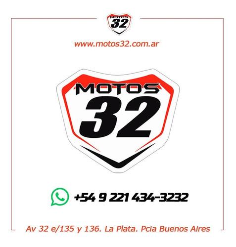 motomel dlx deluxe 110  ahora 18 - motos 32 - la plata