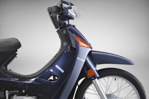 motomel dlx deluxe 110 - motos 32 0km 2020 - la plata