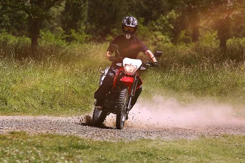 motomel enduro motos moto skua