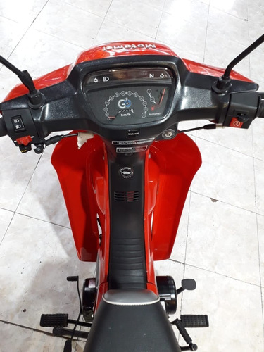 motomel go 110  0km  tamburrino motos
