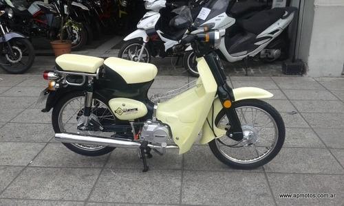 motomel go 125 vintage 0km motos ap