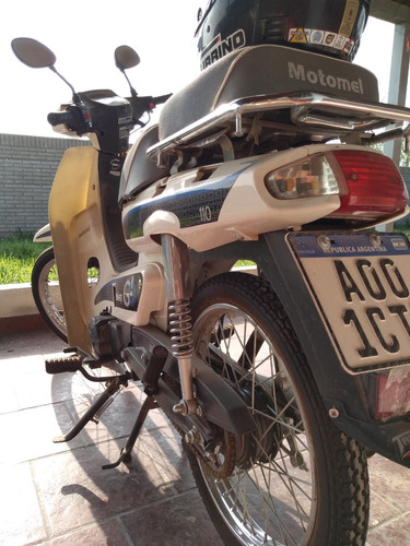 motomel go delivery 110