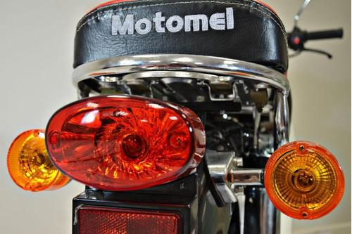motomel go vintage 0km 2018 retro scooter 999 motos quilmes