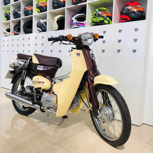 motomel go vintage 125  - motos 32 0km 2020 - la plata