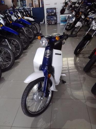 motomel go vintage 125cc blanca 0km 2017- w motos san miguel