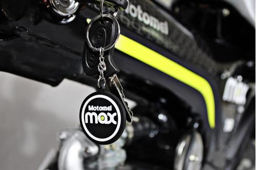 motomel max 110 0km - buenos aires mortorsports -