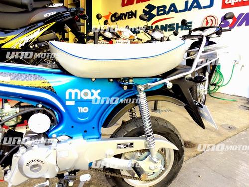 motomel max 110 0km econo uno motos año 2016
