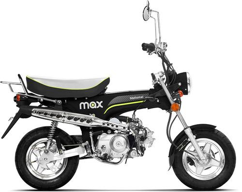 motomel  max 110 2018 tipo dax 110
