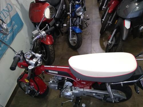 motomel max 110 arizona motos