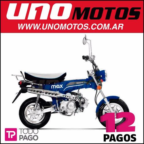 motomel max 110 cub 110cc