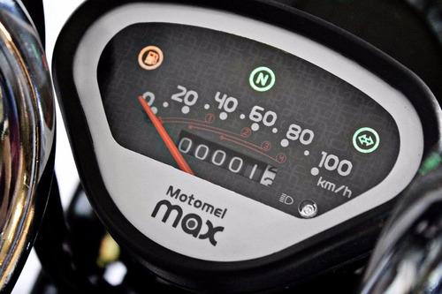 motomel  max 110 honda dax megamoto concesionario