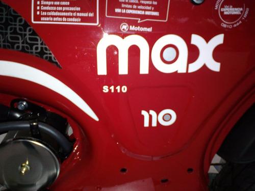 motomel max 110 = hot dax