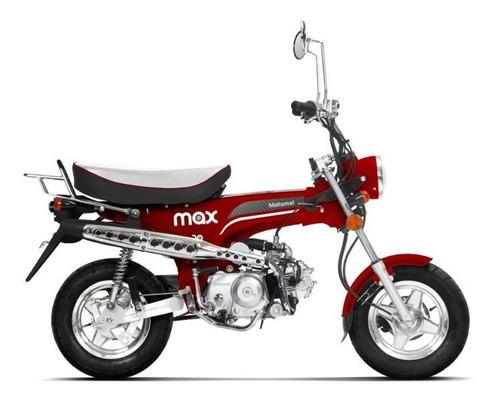 motomel max 110 - motos 32 0km 2020 - la plata