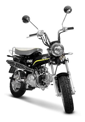 motomel max 110 tipo honda dax motox lanus