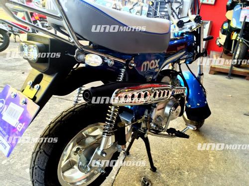 motomel max 110cc cub dax