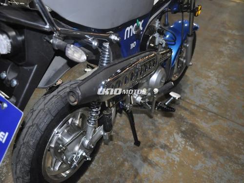 motomel max 110cc temporada anterior 2016 0km