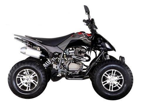 motomel mx 250 full rojo 0km cuatriciclo ap motos