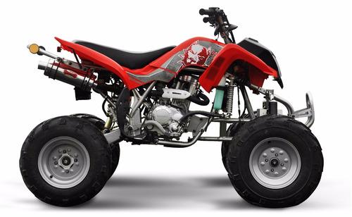 motomel pitbull 200 cuatriciclo deportivo mad max