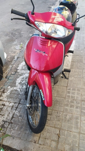motomel pollerita 110cc