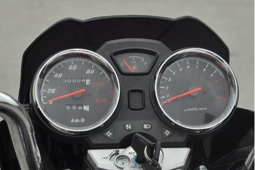 motomel s2 cg 150 disco hora 12/18