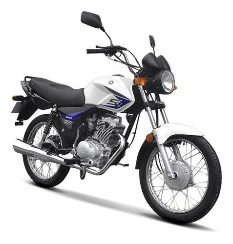 motomel s3 cg 150 blanco 0km s2 guerrero mondial ap motos