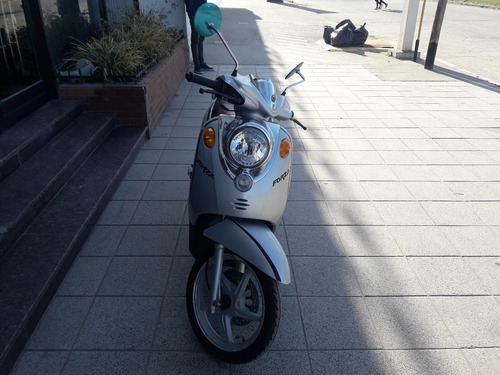 motomel scooter forza 150 retro vintage full